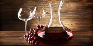decant wine